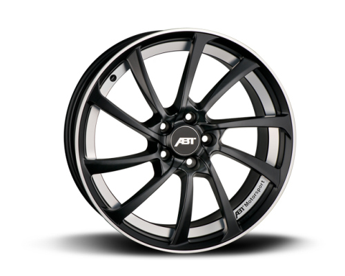 ABT FDR2190301266V1MB-01 Sportsline DR21 Mystic Black Wheel Set 21x9 5x112 30mm Audi