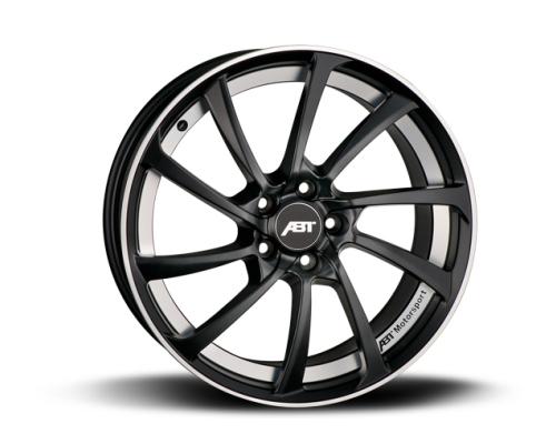 ABT FDR1985351266MB-30 Sportsline DR19 Mystic Black Wheel Set 19x8.5 5x112 35mm Audi A5 | S5 18-20