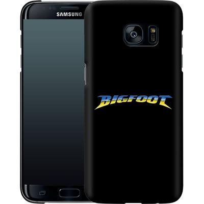 Samsung Galaxy S7 Edge Smartphone Huelle - Bigfoot Black von Bigfoot 4x4