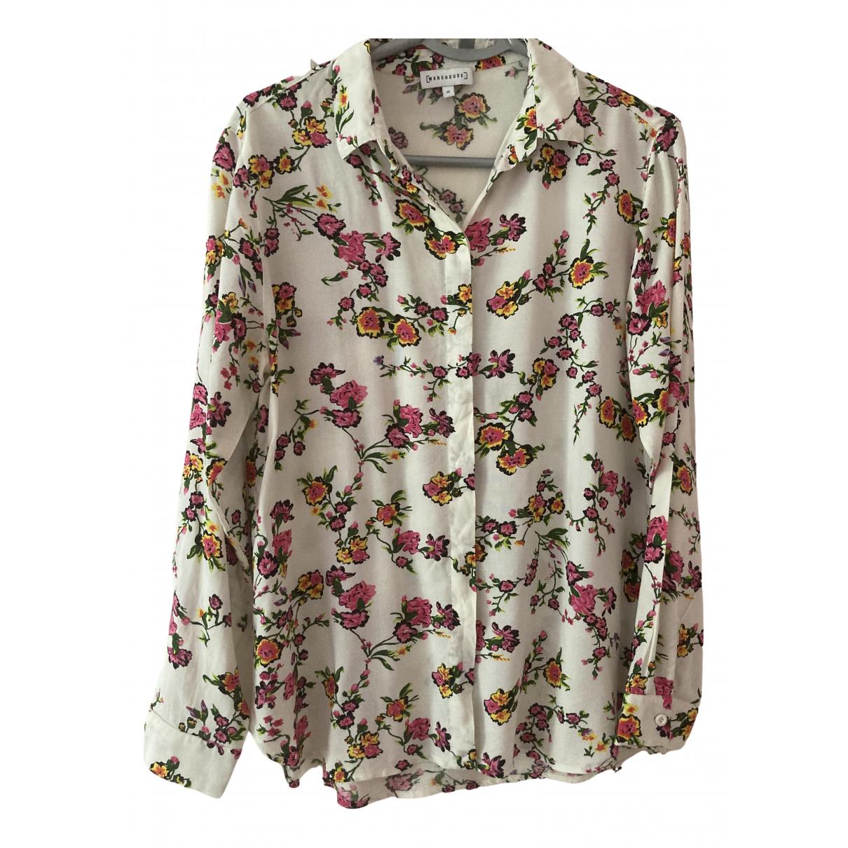 Non Signé / Unsigned \N Multicolour Cotton  top for Women 12 UK