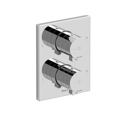 Paradox TPXTQ88C 4-Way No Share Thermostatic/Pressure Balance Coaxial Valve Trim  in