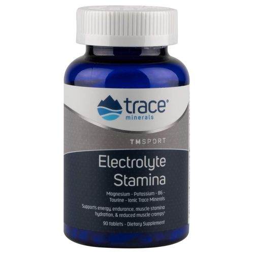 Electrolyte Stamina Tablets 90 Tabs by Trace Minerals