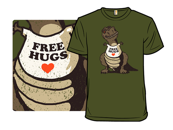 Short Hugs T Shirt
