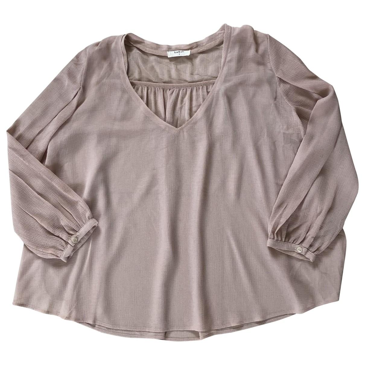 Ba&sh \N Pink  top for Women 1 0-5