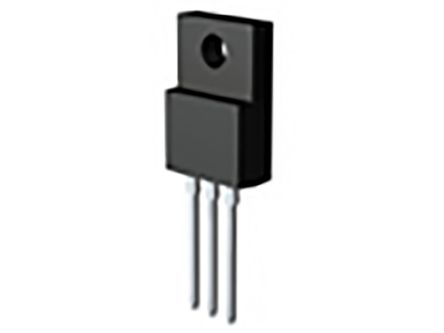 ROHM N-Channel MOSFET, 11 A, 600 V, 3-Pin TO-220FM  R6011KNX (10)