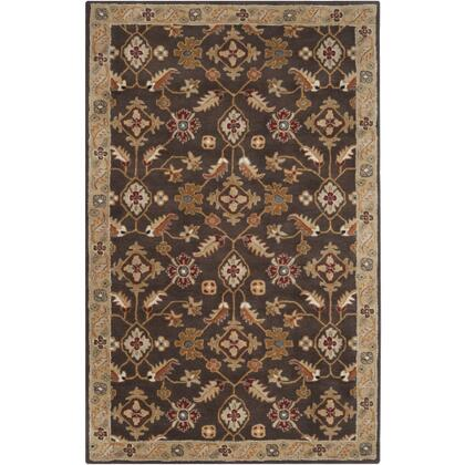 Caesar CAE-1083 4' x 6' Rectangle Traditional Rug in