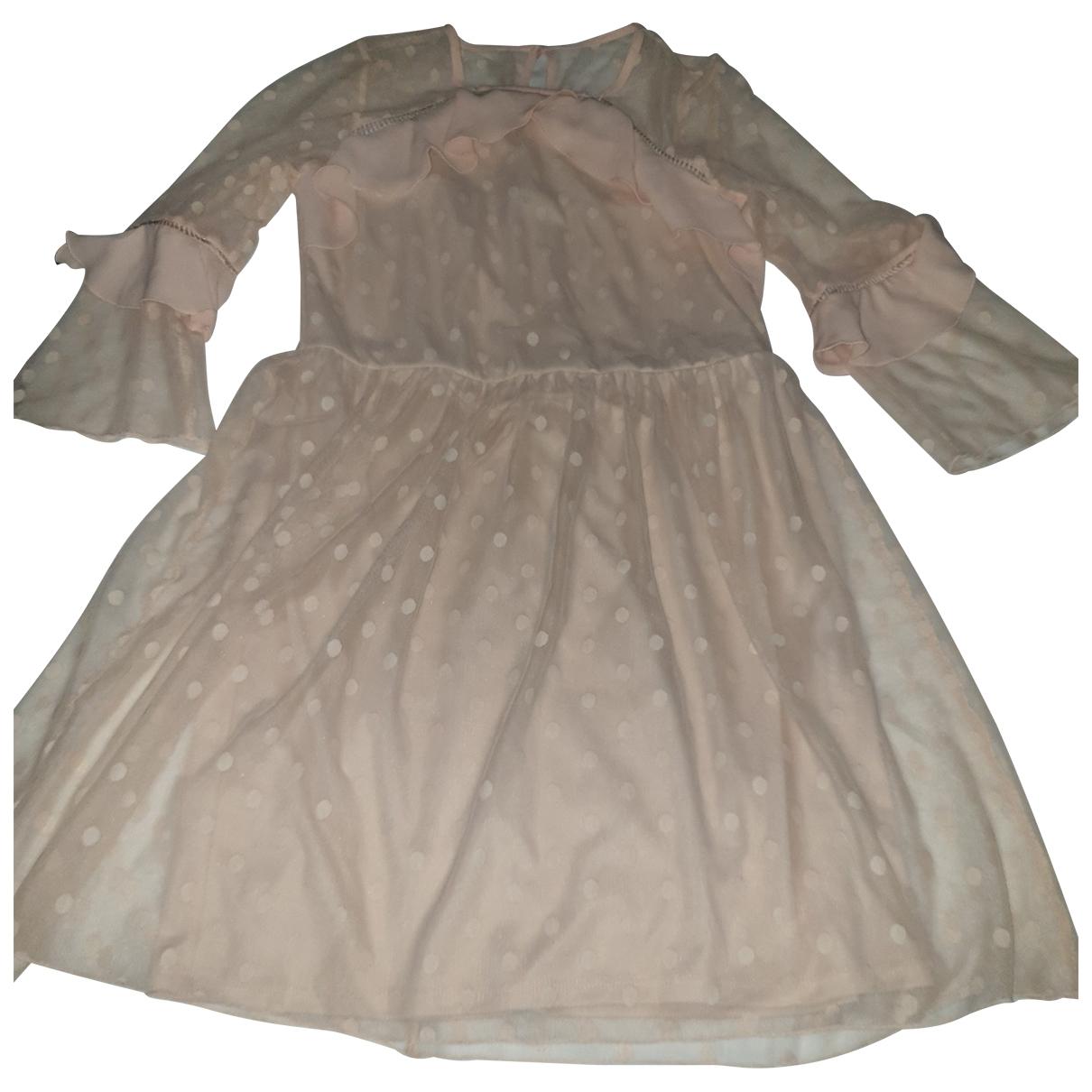 Non Signe / Unsigned \N Kleid in Viskose