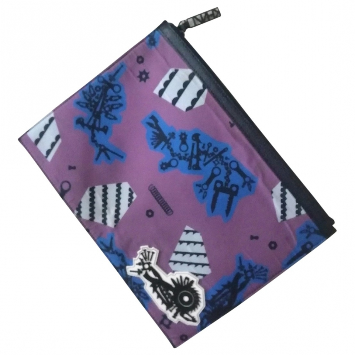 Kenzo \N Clutch in  Bunt Synthetik