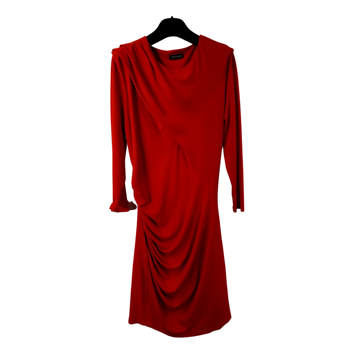 Juicy Couture \N Kleid in  Rot Polyester