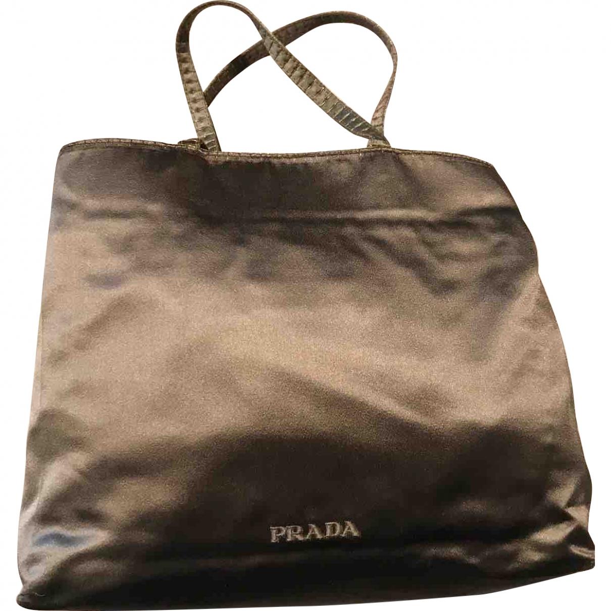 Prada \N Gold handbag for Women \N