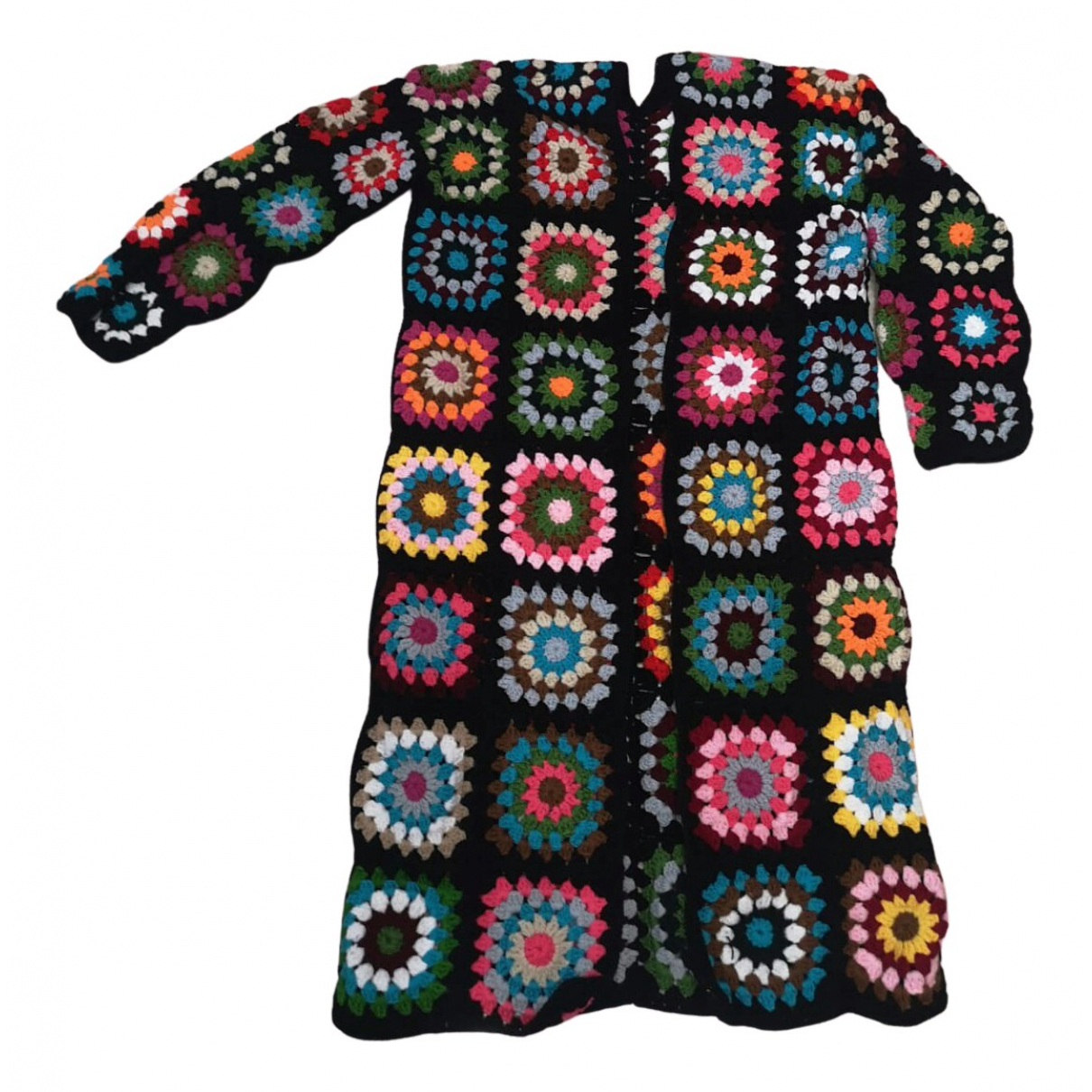 Non Signé / Unsigned Hippie Chic Multicolour Knitwear for Women S International