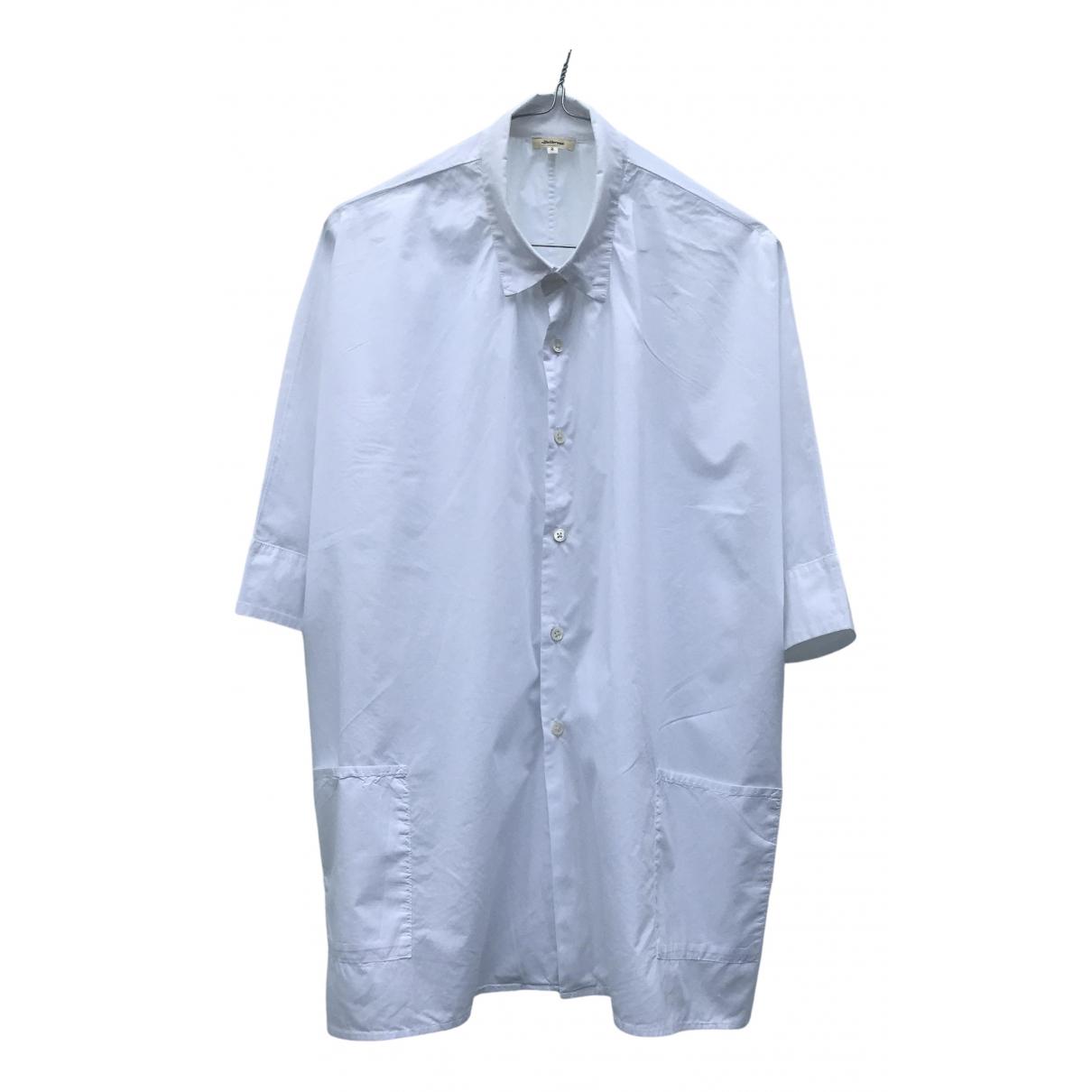 Bellerose - Top   pour femme en coton - blanc