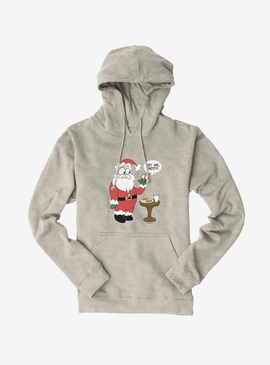 Buzzfeed's The Good Advice Cupcake Eat Me, Daddy Hoodie