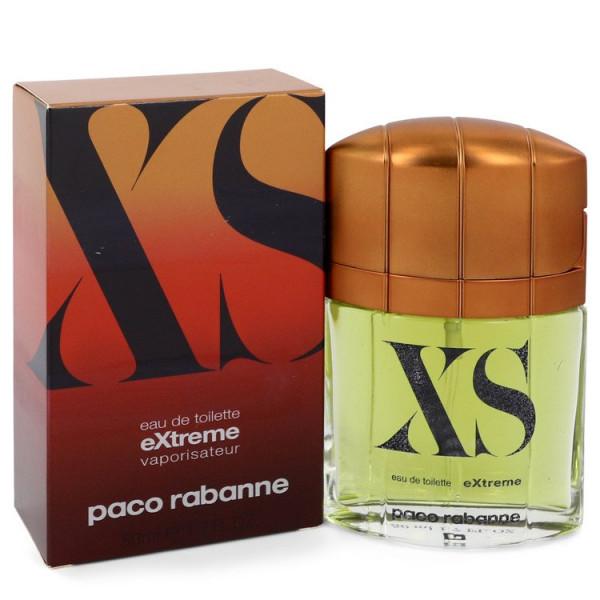Xs Extreme - Paco Rabanne Eau de toilette en espray 50 ml