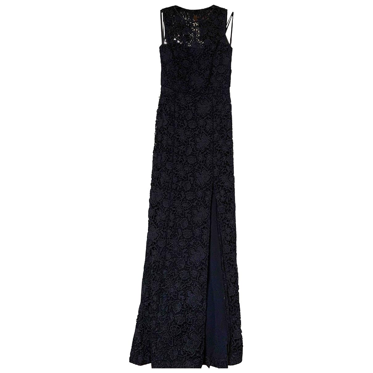 Lauren Ralph Lauren - Robe   pour femme en dentelle - bleu
