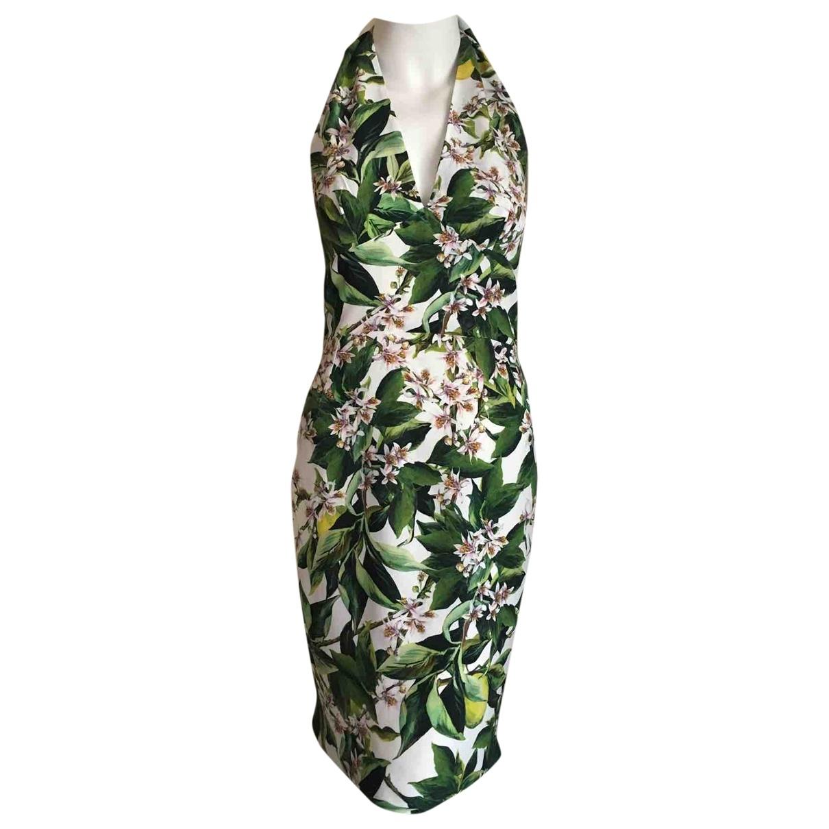 Dolce & Gabbana - Robe   pour femme - multicolore