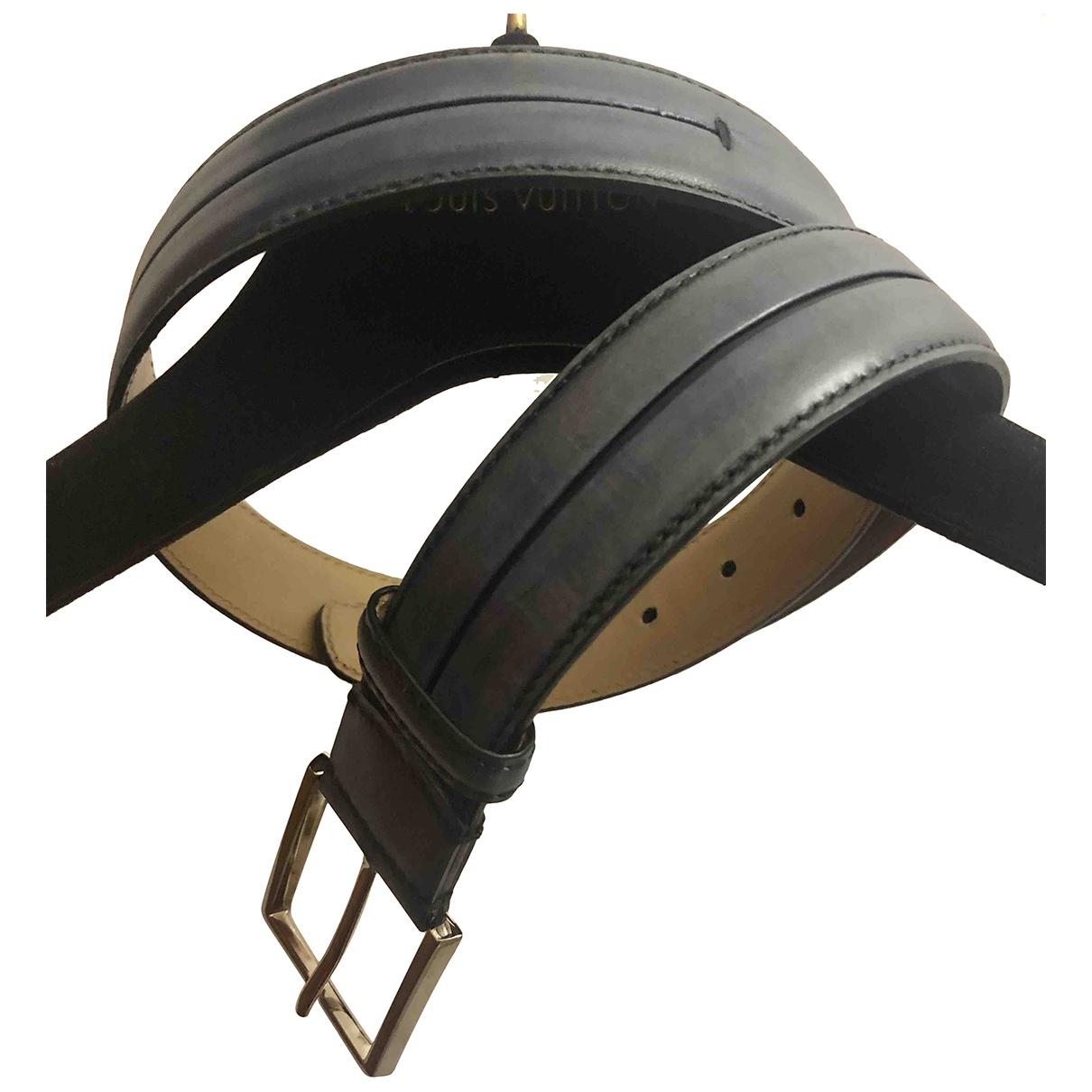 Cinturon de Cuero Berluti