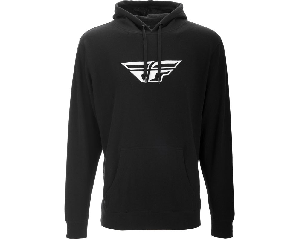 Fly Racing 354-0220M F-Wing Pullover Hoodie