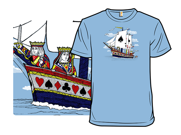 All Hands On Deck T Shirt