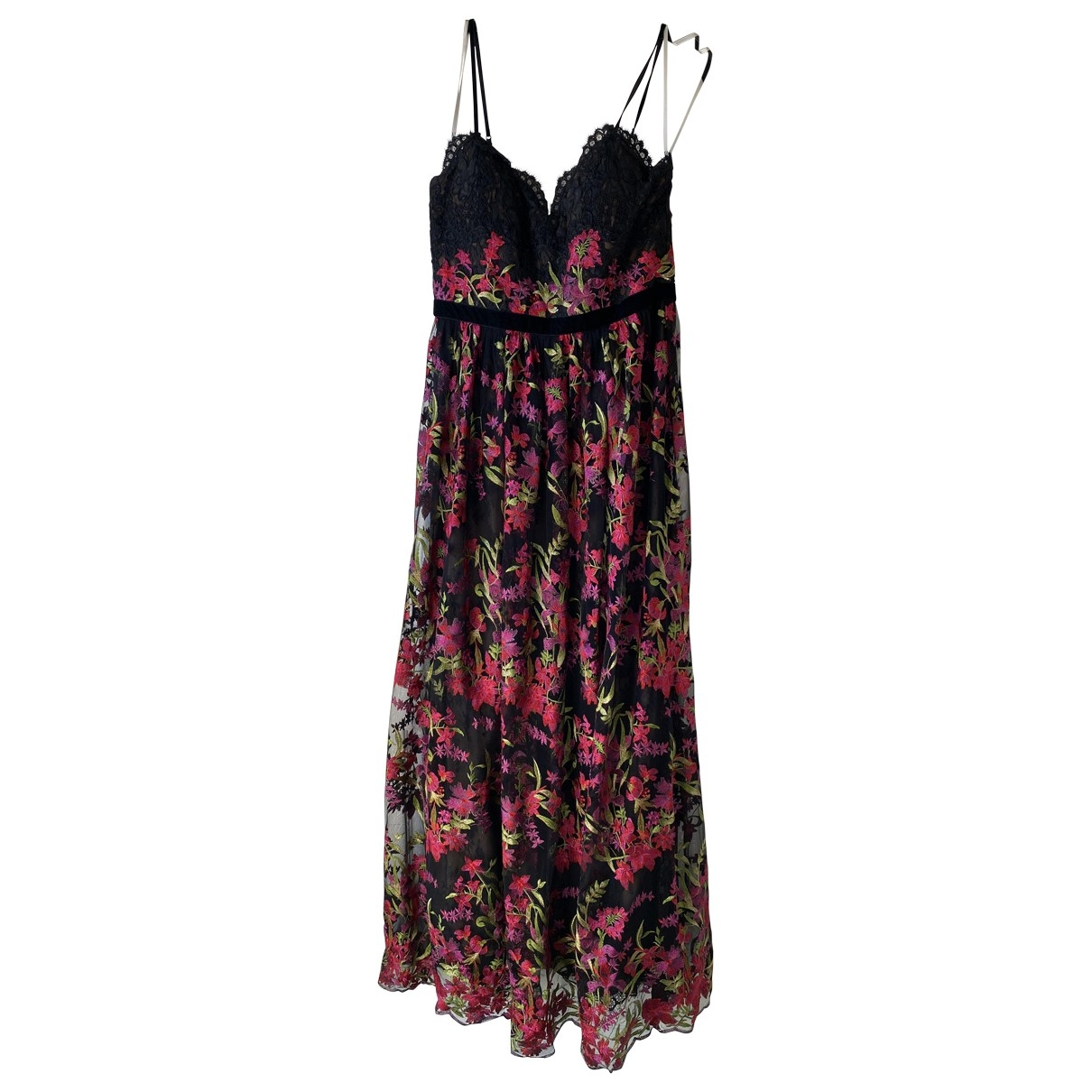 Maxi vestido Marchesa Notte