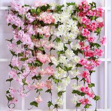 1pc Artificial Flower Vine Decoration
