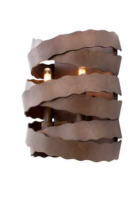 Fulton 502620BS 2-Light Wall Sconce in
