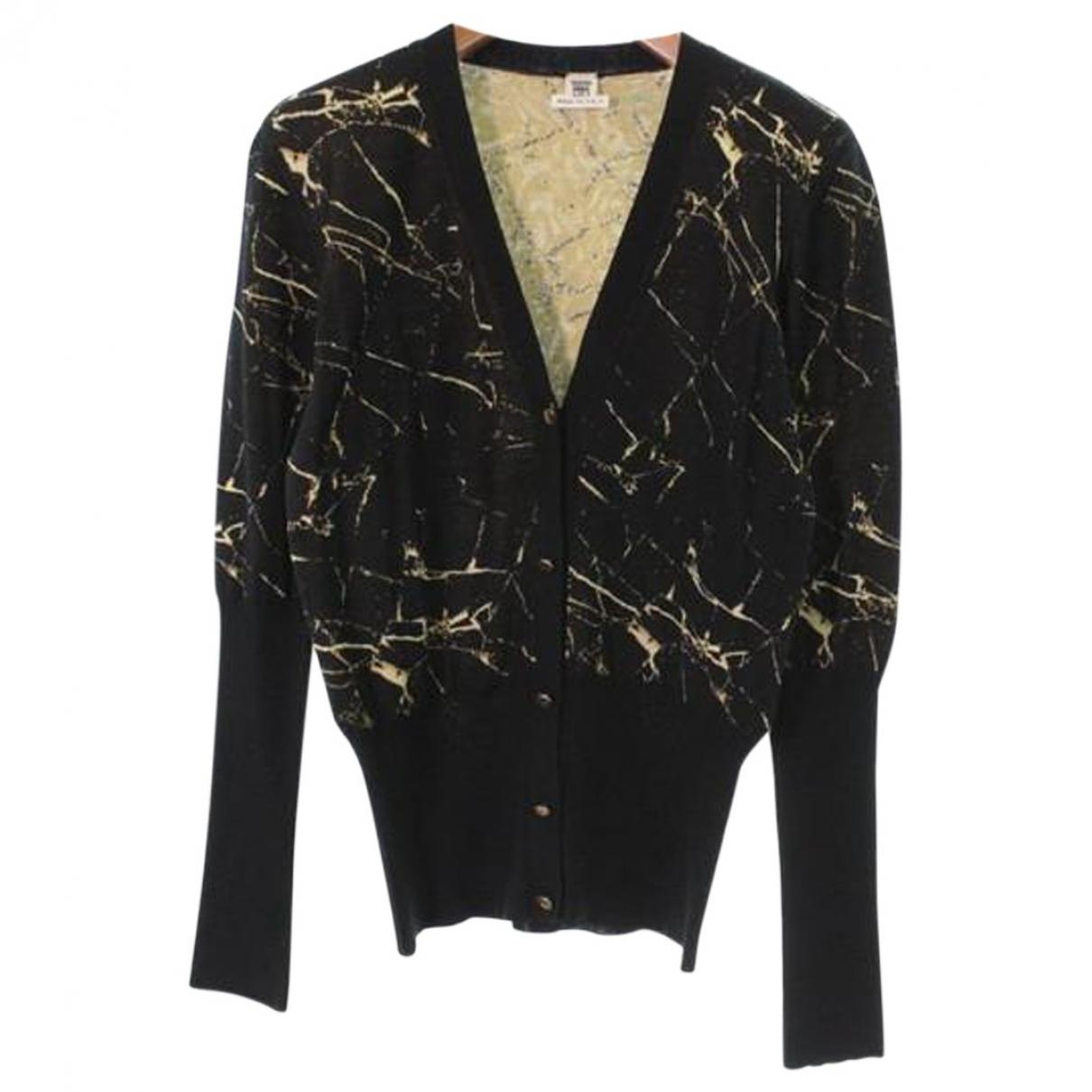 Hermès \N Black Silk Knitwear for Women 36 FR