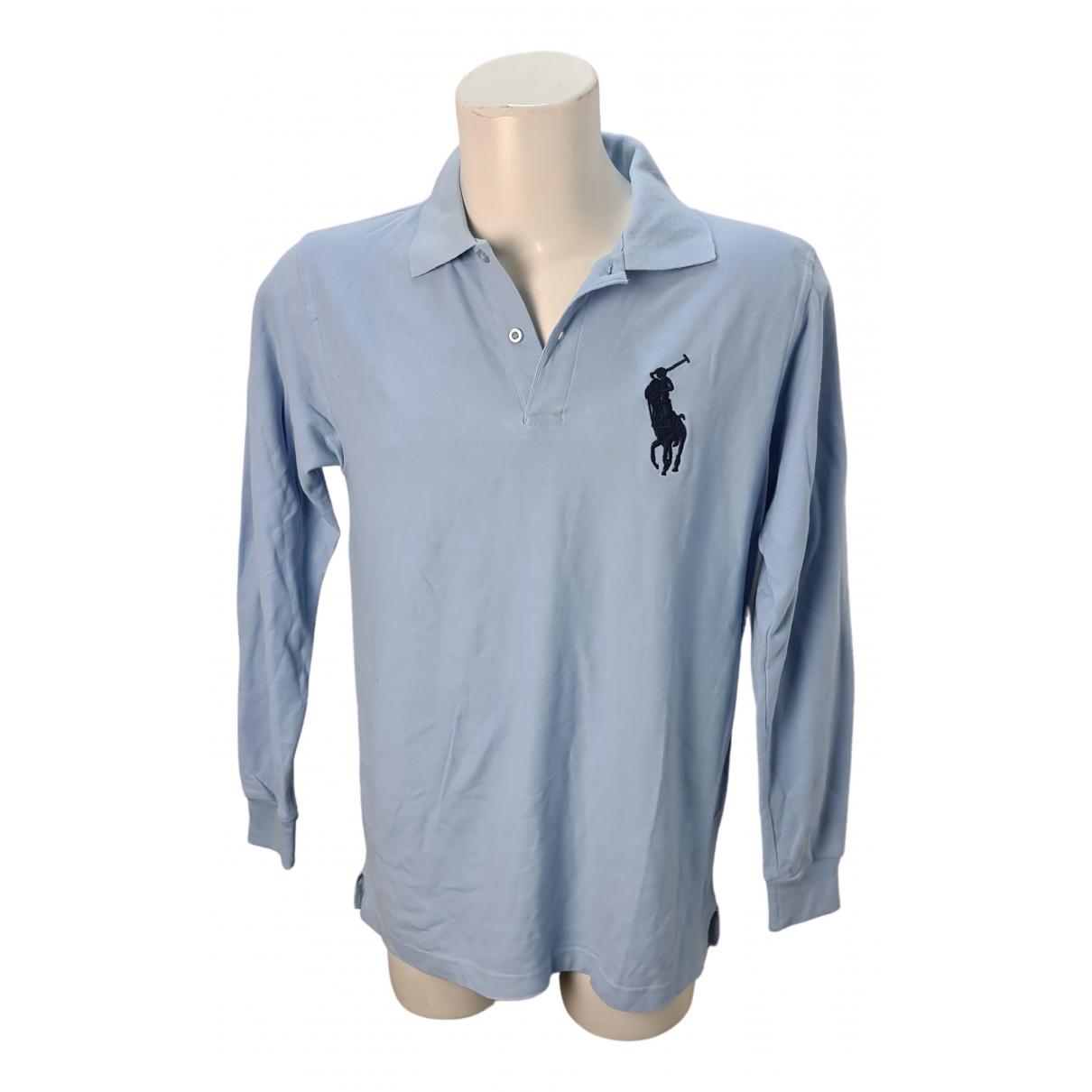 Polo Ralph Lauren - Polos Polo cintre manches longues pour homme en coton