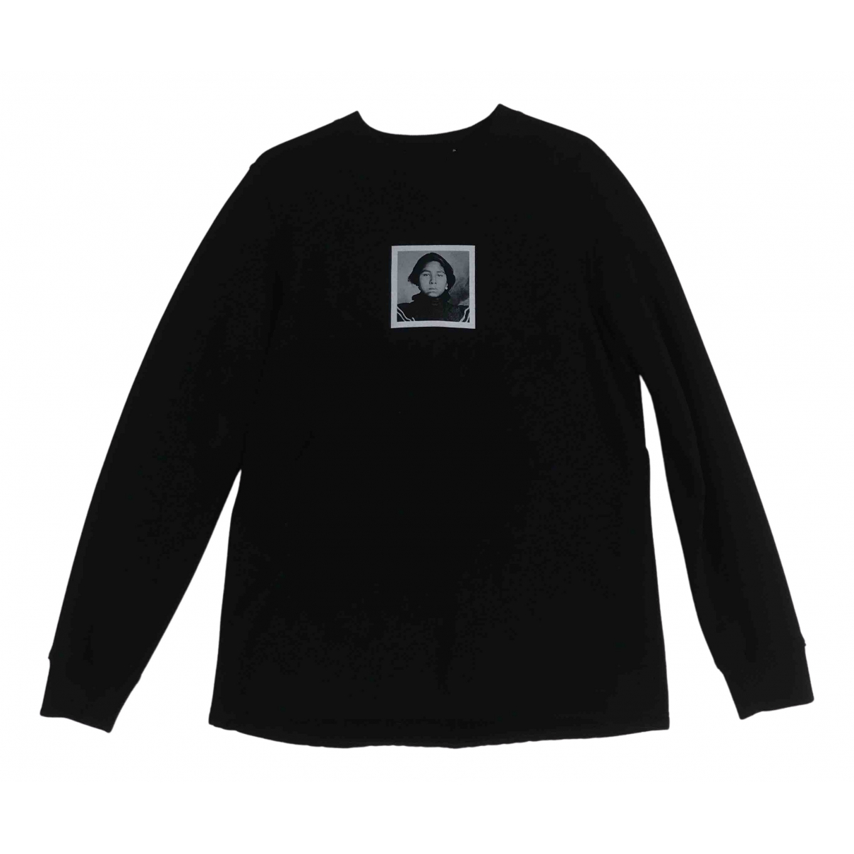 Givenchy N Black Cotton Knitwear & Sweatshirts for Men S International