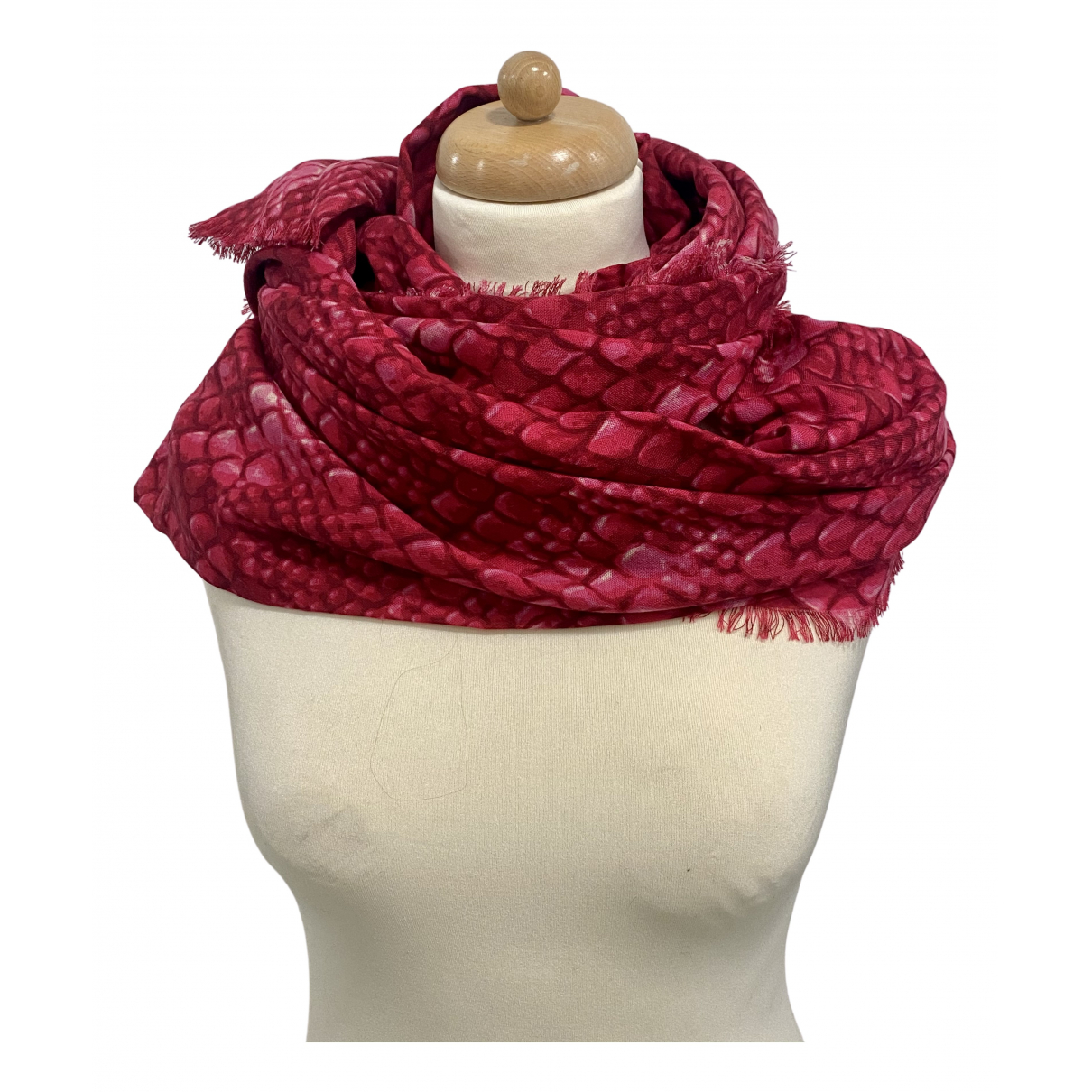 Marc By Marc Jacobs N Red Wool scarf for Women N
