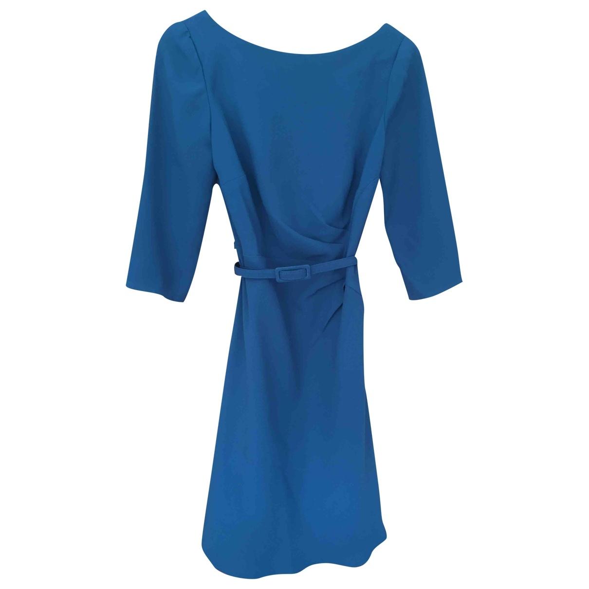 Coast \N Kleid in  Gruen Polyester