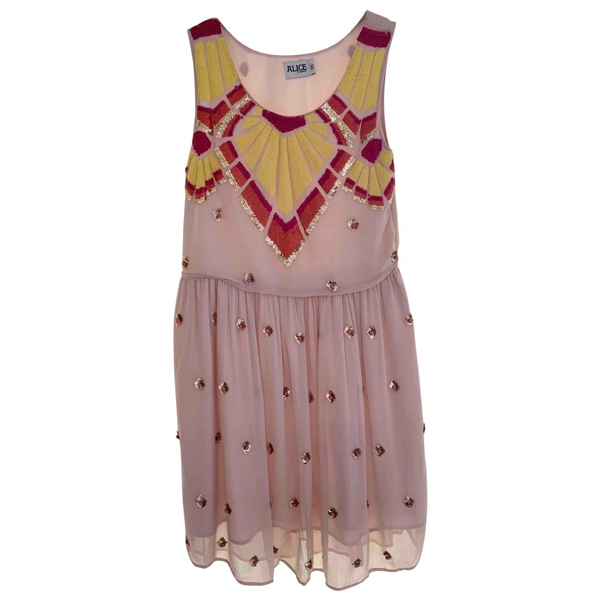 Vestido midi Alice By Temperley
