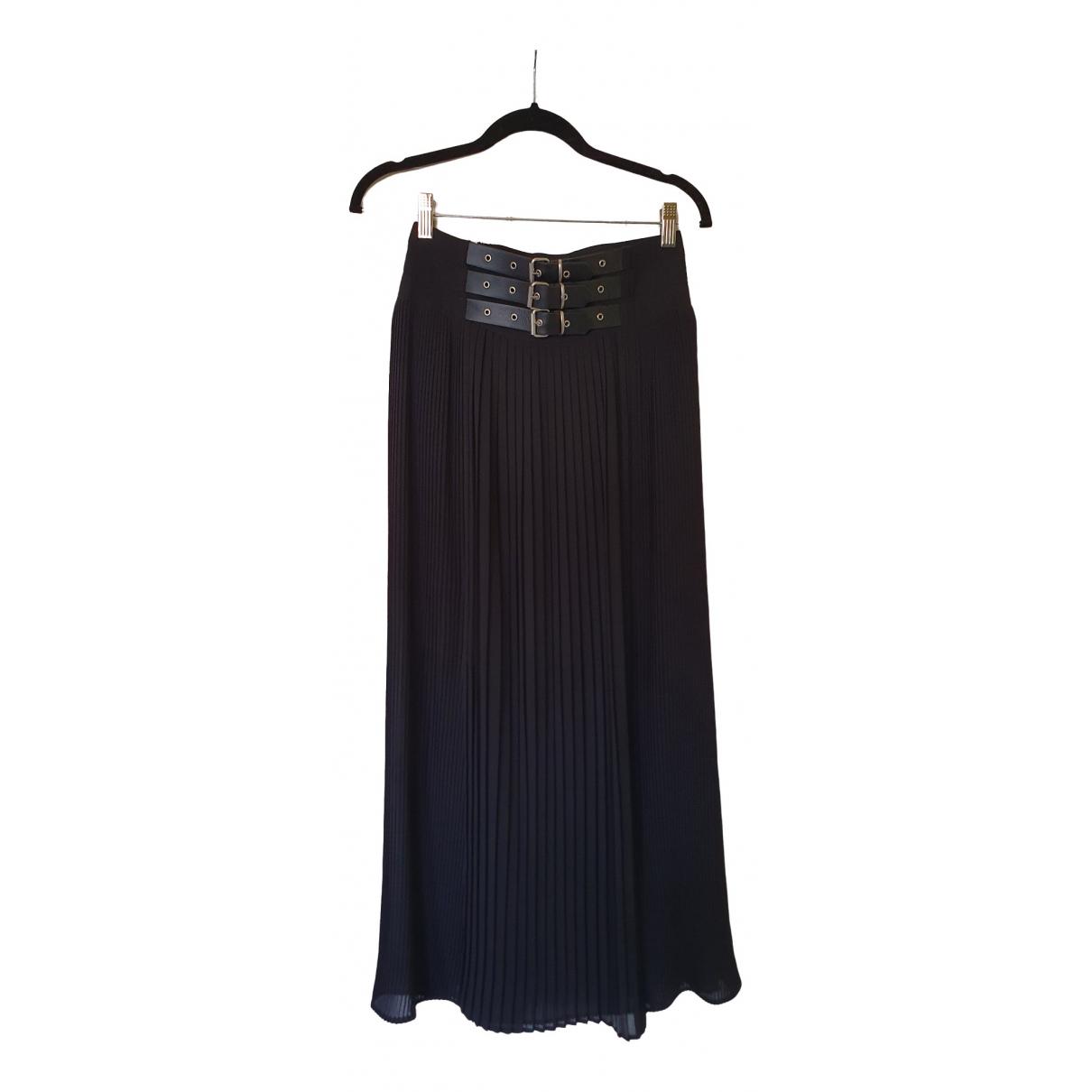 The Kooples \N Black skirt for Women 34 FR