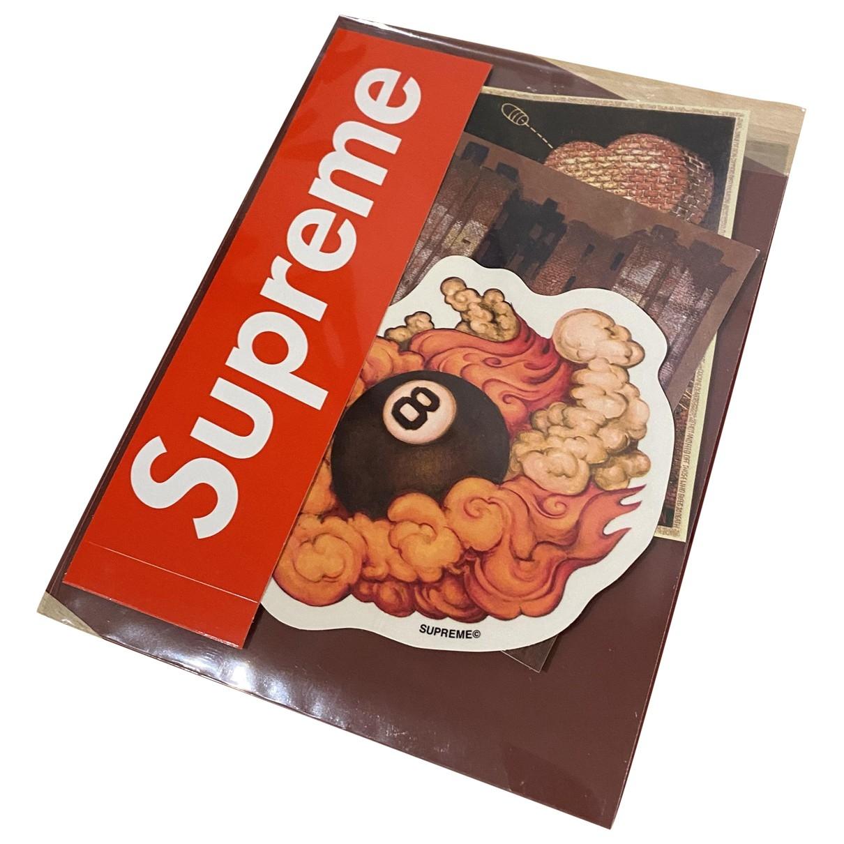 Supreme - Objets & Deco   pour lifestyle en autre