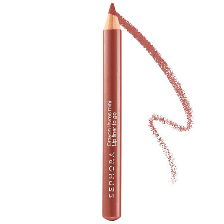 SEPHORA COLLECTION Lip Liner To Go, One Size , Beige