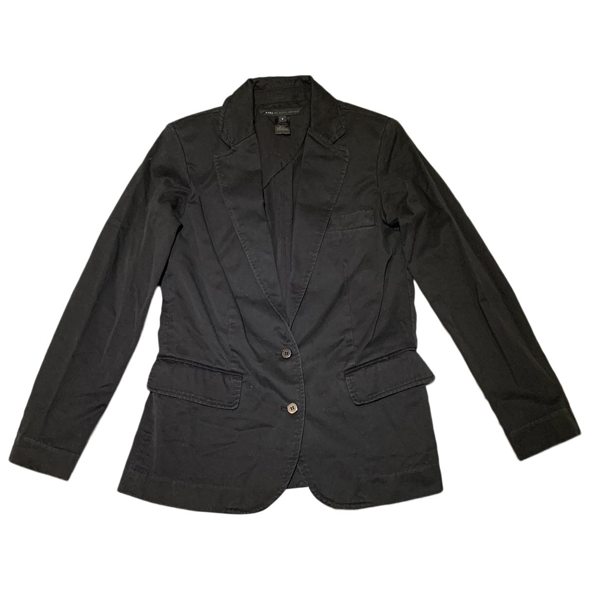 Marc By Marc Jacobs - Veste   pour femme en coton - noir