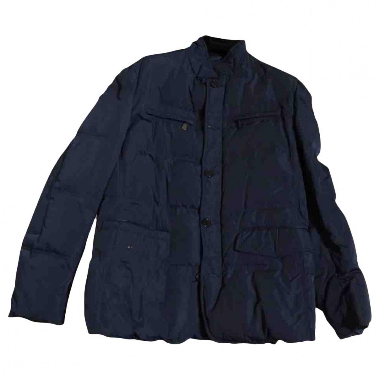 Trussardi Jeans \N Jacke Blau