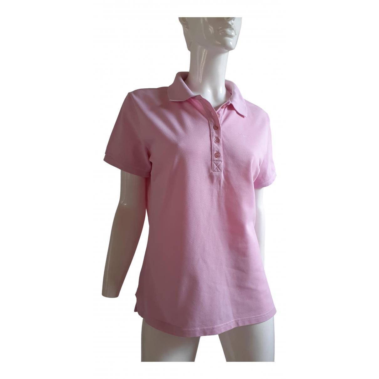 Bogner - Top   pour femme en coton - rose