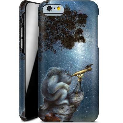 Apple iPhone 6 Smartphone Huelle - Cosmic Wanderer von Dan May