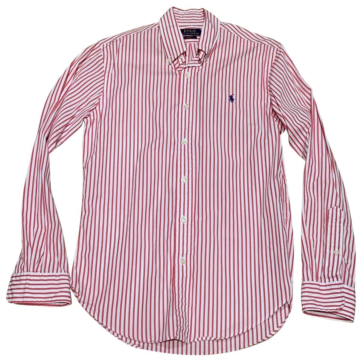 Polo Ralph Lauren \N Multicolour Cotton Shirts for Men S International