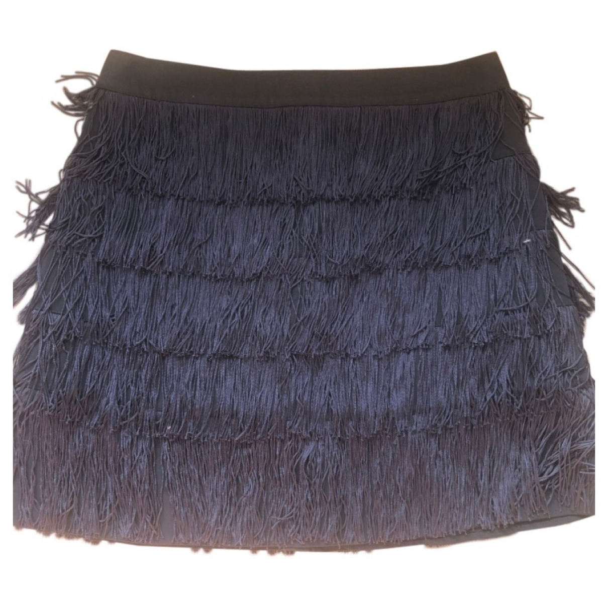 See By Chloé \N Black Cotton skirt for Women 40 IT
