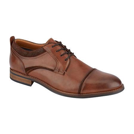 Dockers Mens Bergen Oxford Shoes, 7 1/2 Medium, Brown