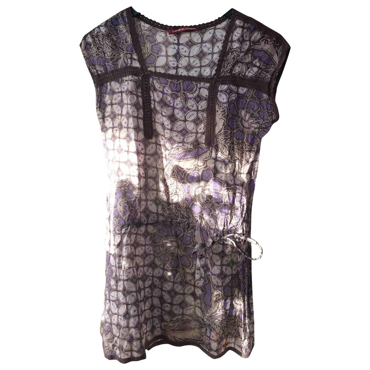 Comptoir Des Cotonniers \N Multicolour Cotton  top for Women 38 FR