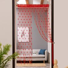 1pc Heart String Door Curtain