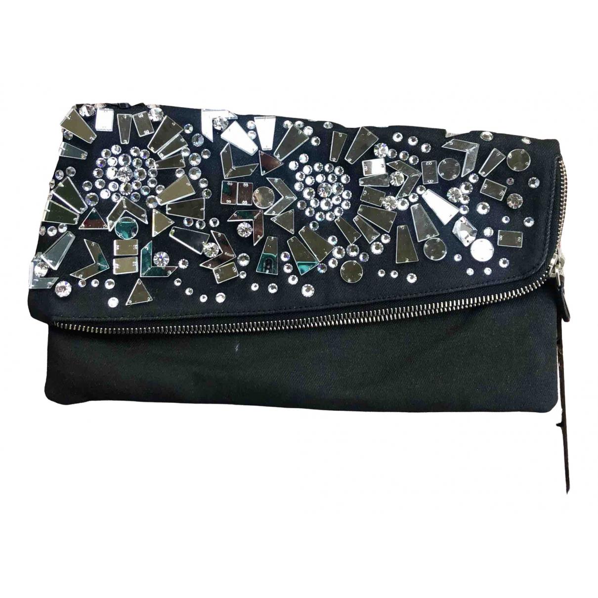 Giuseppe Zanotti \N Black Clutch bag for Women \N