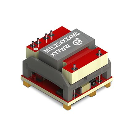 Murata Power Solutions MTC2 2W Isolated DC-DC Converter Surface Mount, Voltage in 9 → 18 V dc, Voltage out 3.3V