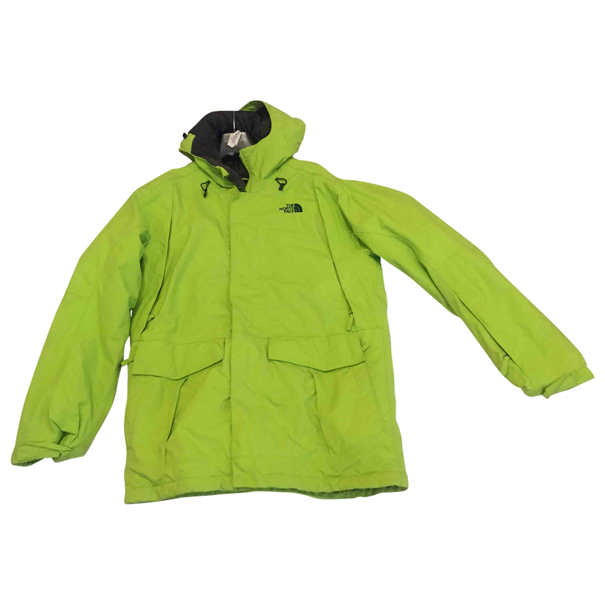 The North Face \N Jacke in  Gruen Polyester