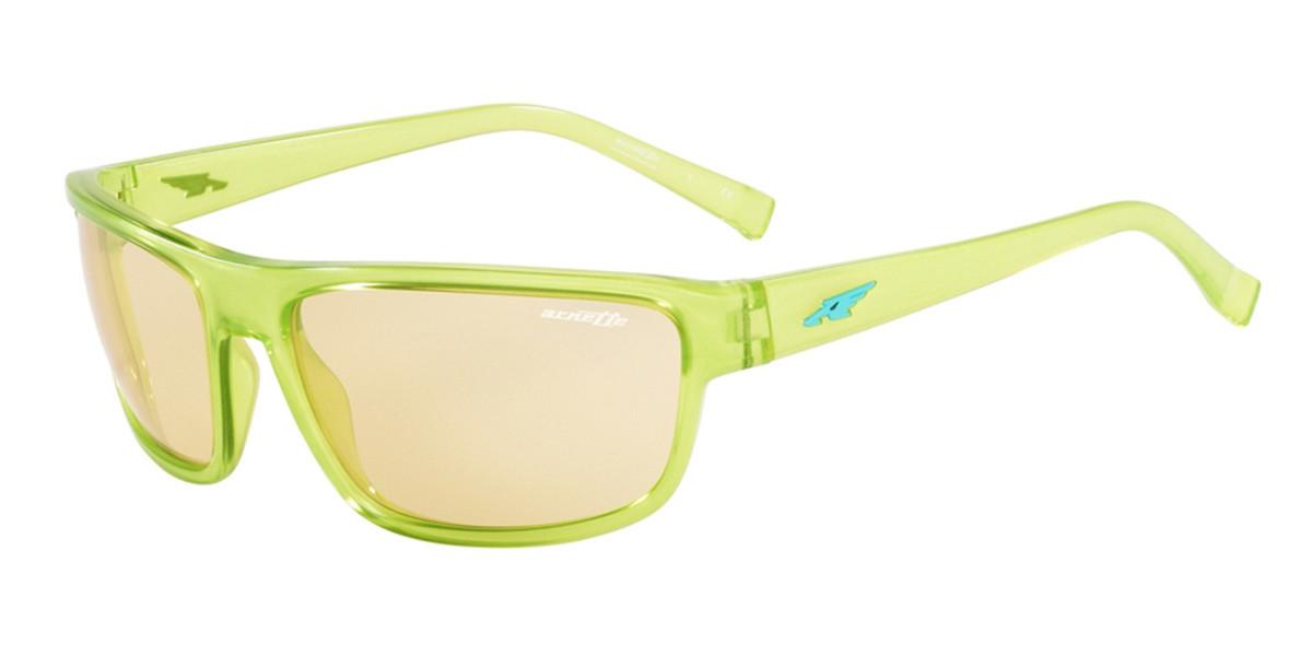 Arnette AN4259 Borrow 2632/8 Men's Sunglasses Green Size 63