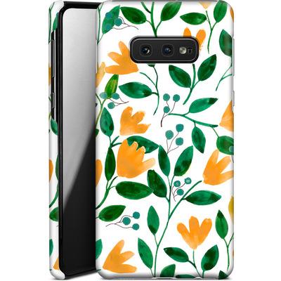 Samsung Galaxy S10e Smartphone Huelle - Fresh Foliage  von Iisa Monttinen