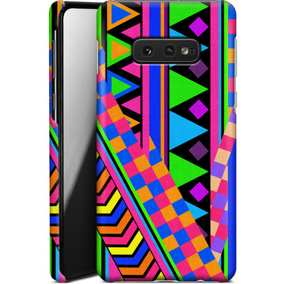 Samsung Galaxy S10e Smartphone Huelle - NEON von Bianca Green